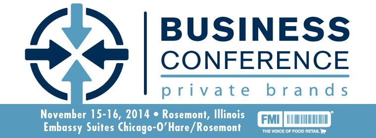 Private Brands Business Conference (Nov 16-17| Rosemont, IL)