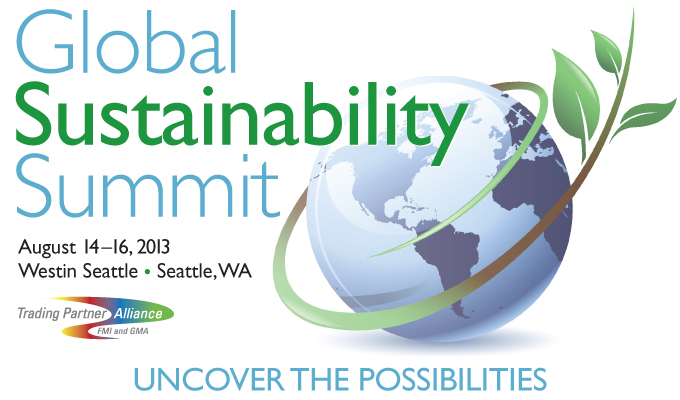 2013 TPA Sustainability Summit (Aug 14-16 | Seattle, WA)