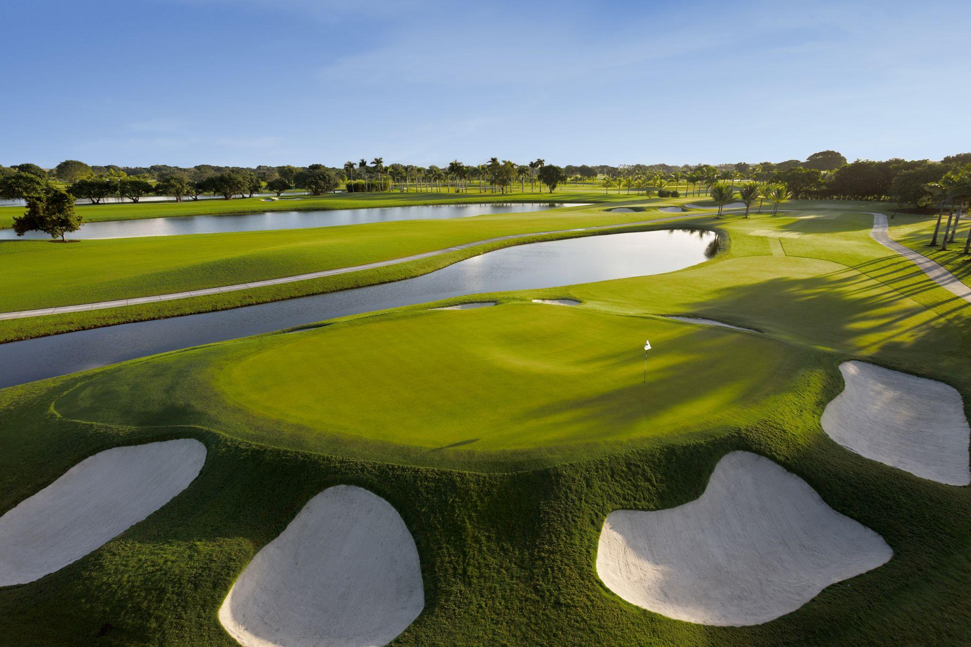 doral golf course