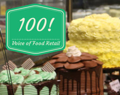 Celebrating our 100th post on Voice of Food Retail
