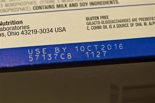 Product Code Date Labeling Implementation