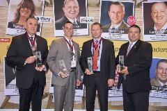 2016 Store Manager Award Winners