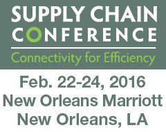 2016 Supply Chain Conference