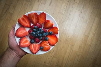 berries and holistic health