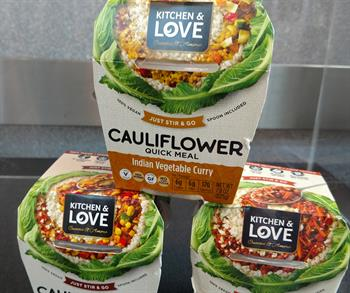 Califlower Quick Meal