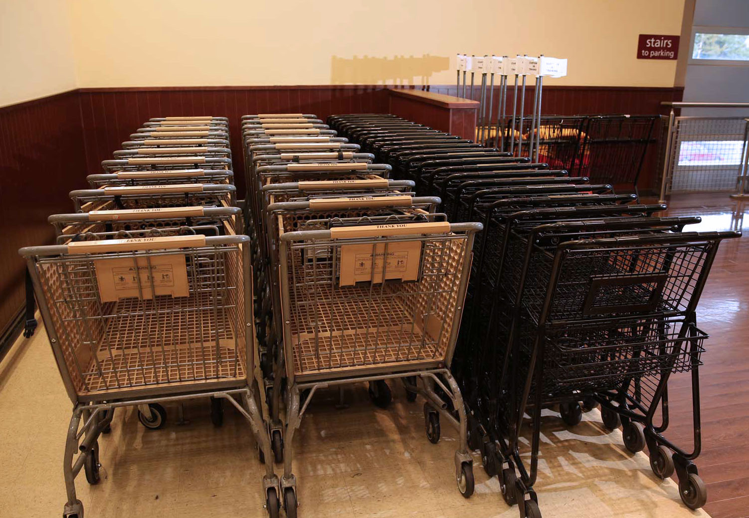 Grocery Carts Trends