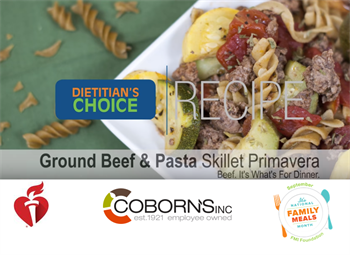 Coborns AHA National Family Meals Month