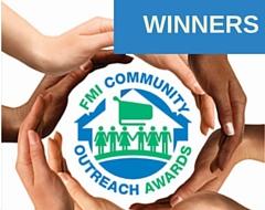 Community Outreach Award Winners