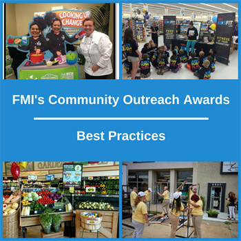 FMI Community Outreach Awards Best Practices