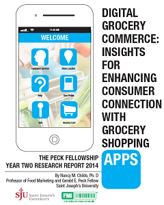 Food Retailers and Grocery Apps