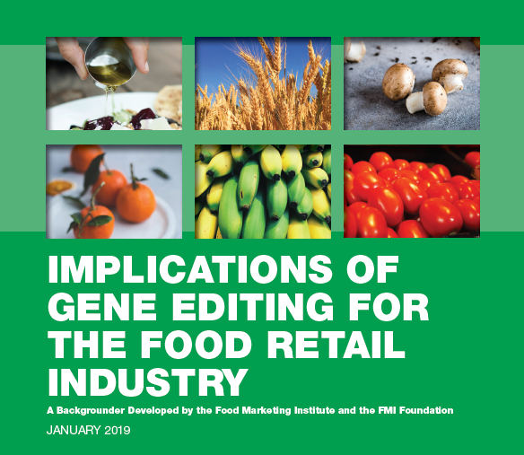 Gene Editing White Paper Cover