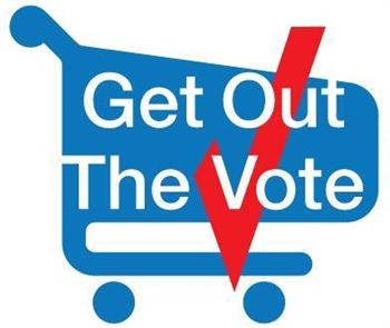 Get Out the Vote Cart