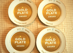 Gold Plate Awards