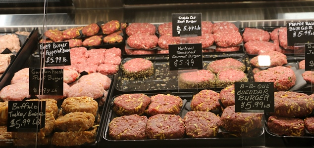 Grilling Season Burgers: Power of Meat Research