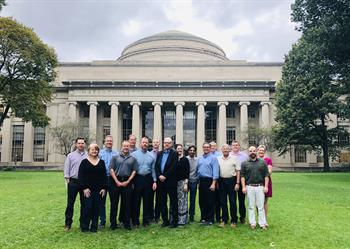 CIO Council visits MIT