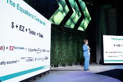 Leslie Sarasin discusses the right formula for meeting consumer demand
