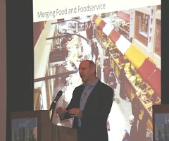 Neil Stern talks store design of the furture and FMI's Energy and Store Development Conference