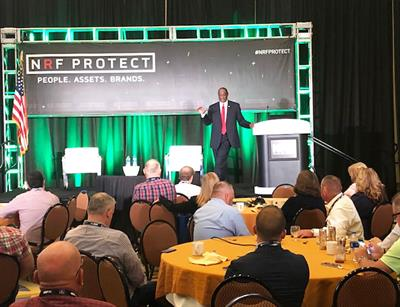 NRF Protect Breakfast with Rod Wheeler