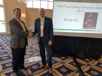 Publix Food Safety Innovation Award