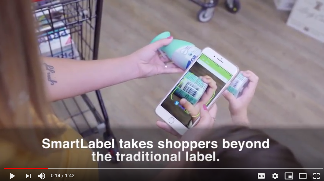 SmartLabel Traning Video