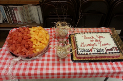 Store Manager Appreciation Lunch and Winn Dixie