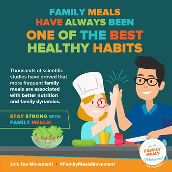 Stay Strong with Family Meals
