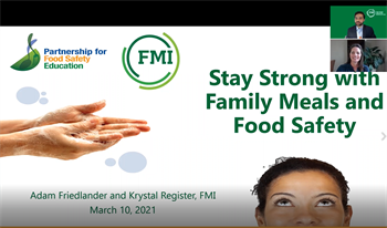 Food Safety and Family Meals