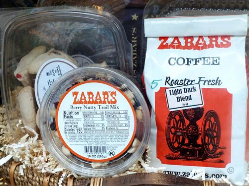 Zabars private brand products