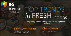 IRI top trends in fresh webinar