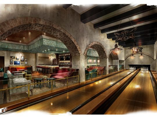Omni Louisville Speakeasy Bowling (Photo: Omni Hotels & Resorts)