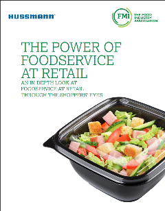 power of foodservice 2020 cover