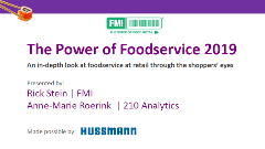 Power of Foodservice 2019
