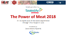 Power of Meat 2018 Webinar
