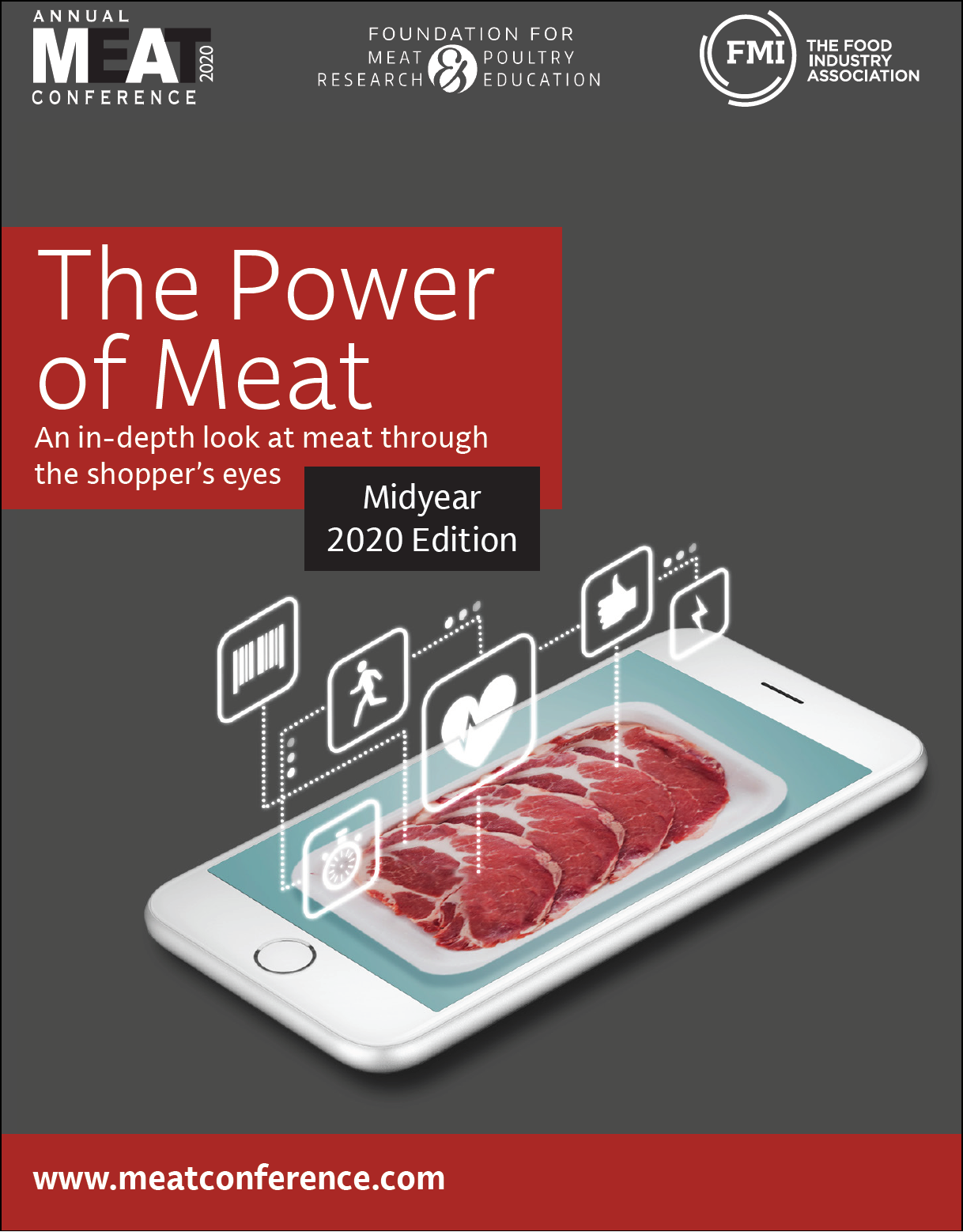power of meat midyear 2020 cover