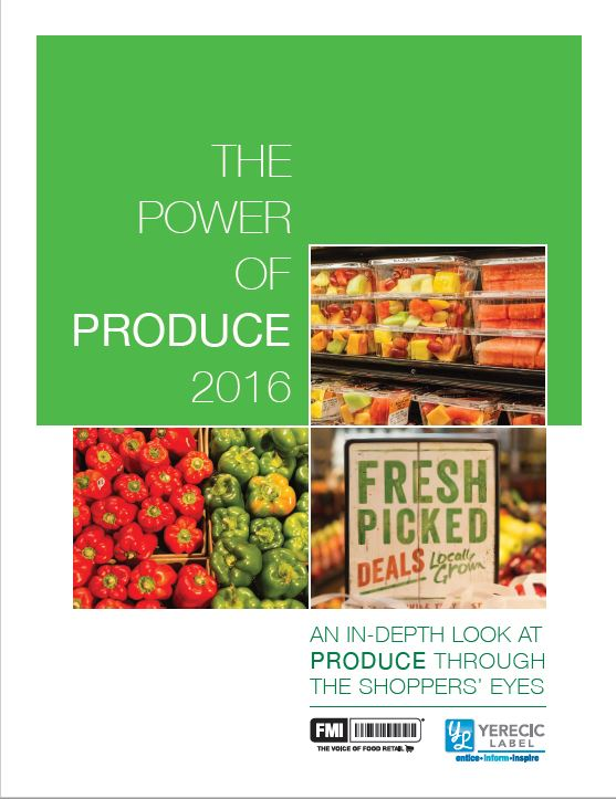 Power of Produce Cover 2016