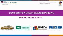 Supply Chain Benchmarking Survey 2018