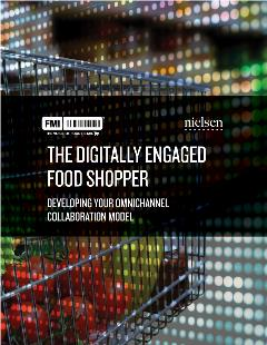 Digitally Engaged Food Shopper 2017 Cover