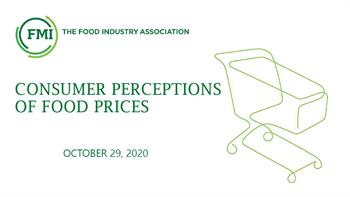 Consumer Perceptions of Food Prices
