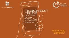 Transparency Trends