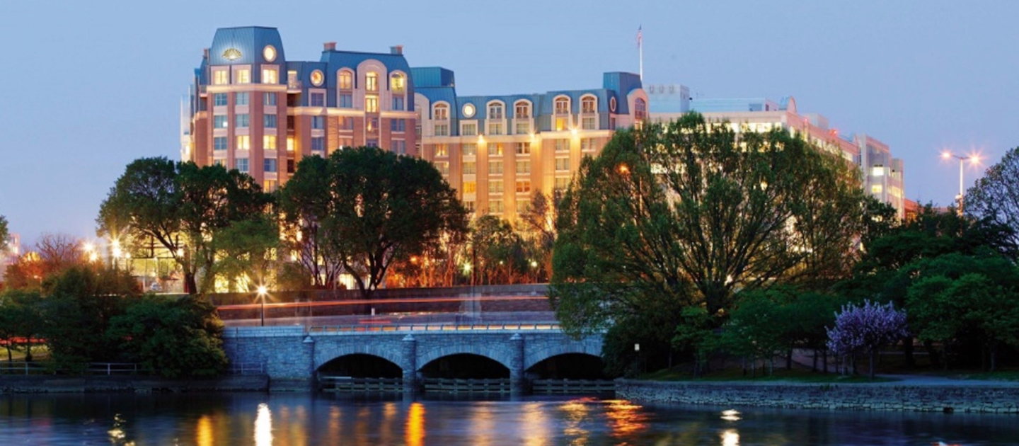 Mandarin Oriental hotel in Washington, DC