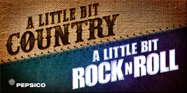 text: A Little Bit Country, A Little Bit Rock 'N Roll