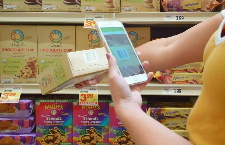 Smartlabel Food Product Scan