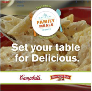 Campbell 2017 Family Meals