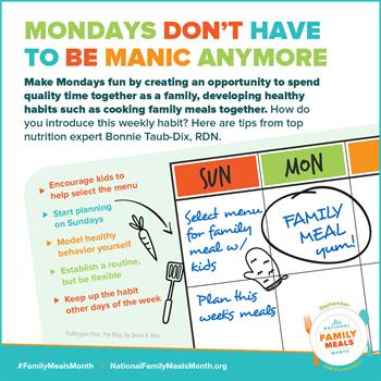 Mondays Don't Have to be Manic