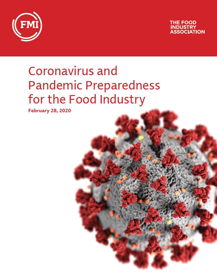Coronavirus and Pandemic Preparedness for the Food Industry