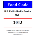 FDA Food Code Cover