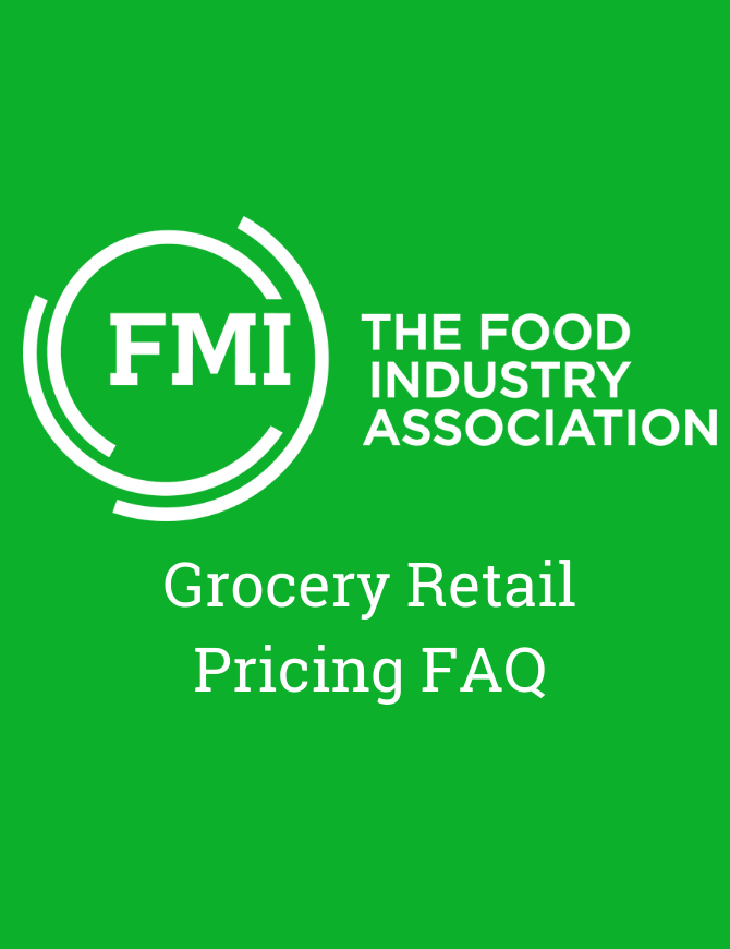 Grocery Retail Pricing FAQ
