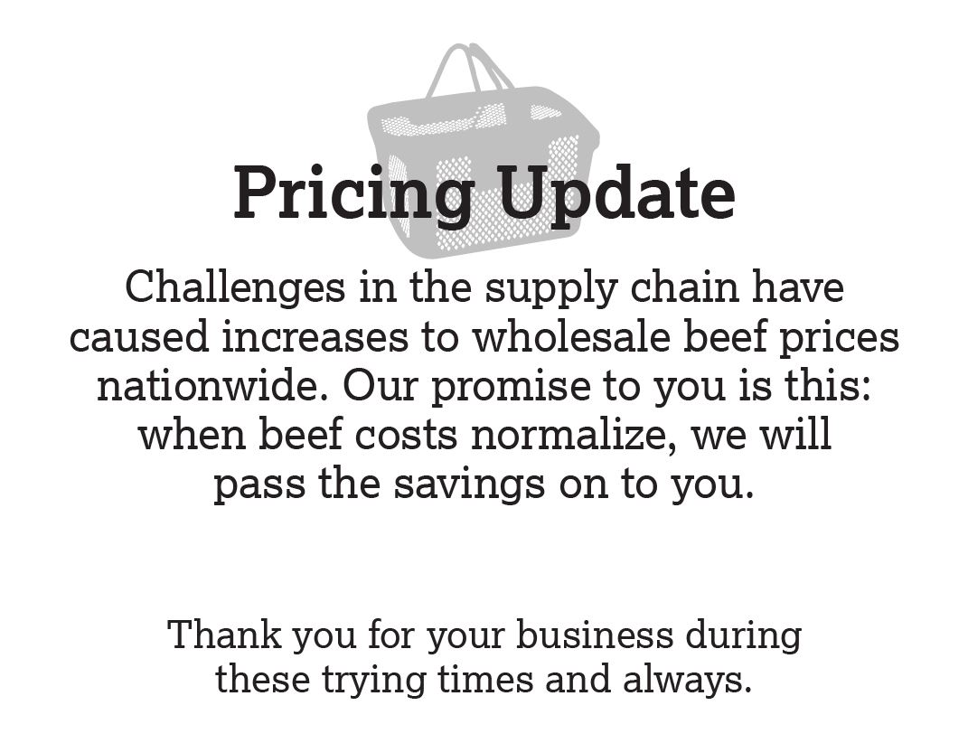 Meat Pricing