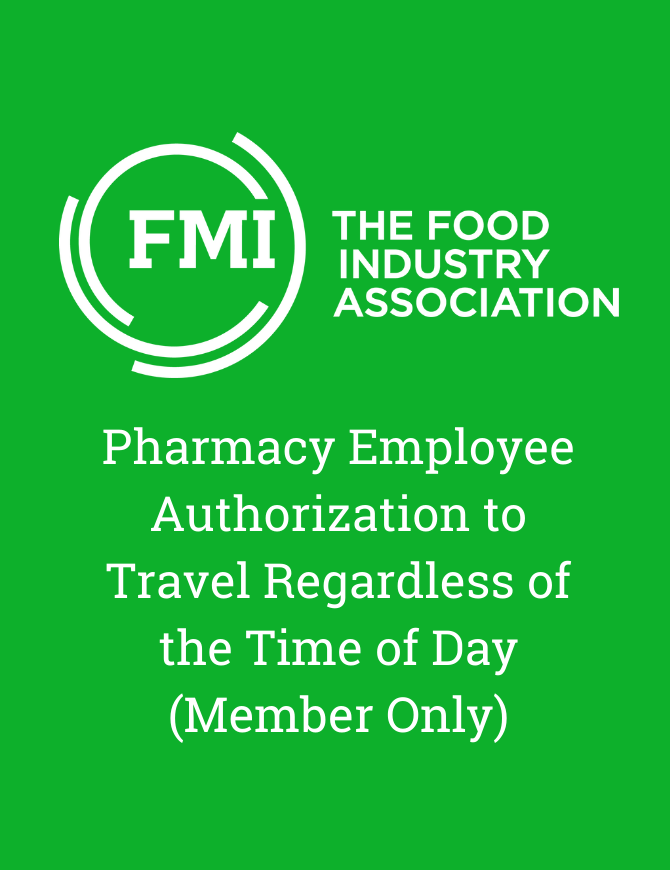 Pharmacy employee authorization