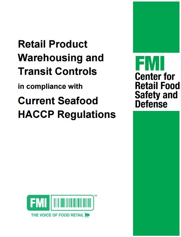 Retail Product Warehousing and Transit Controls Cover